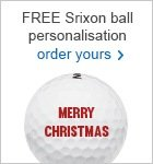 Free Personalisation on Srixons, from £19.99